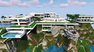 100 Designs Of Modern Houses Minecraft