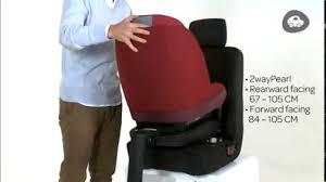 base siege auto bebe confort bébé confort how to install the 2waypearl on your isofix 2wayfix