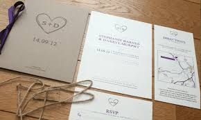 Rustic Wedding Stationery Comments
