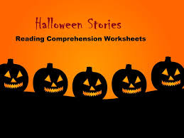 Pumpkin Stages Of Growth Worksheet by Halloween Stories Reading Comprehension Worksheets By Mariapht