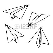 24 183 Paper Airplane Stock Vector Illustration And Royalty Free