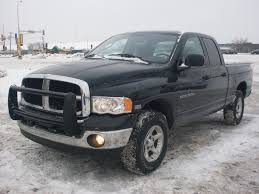 James: 2003 Dodge Ram 1500 New Black