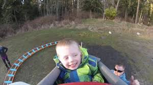 Kid Rides Homemade Backyard Roller Coaster For First Time - YouTube Big Backyard Roller Coaster And Coolest Youtube Backyard Roller Coaster Outdoor Fniture Design And Ideas Extreme Kids Step2 Build A Fun Games Make Amazoncom Rideon Playset Toys Like Rolling Zone Student Builds Toronto Star For Dad Abrahams First Human Trials Youtube Backyards Ergonomic Kid Toddler Thrilling Rides Amusement Worm