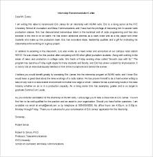 Sample Professor Re mendation Letter Editable Re mendation