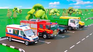 100 Toddler Fire Truck Videos S