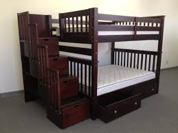 bunk beds full over full with free shipping bunk bed king