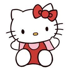 HELLO KITTY Sliding Puzzles Coloring Pages