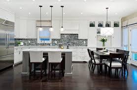 hi hat lighting kitchen transitional with pendant lights quartz