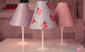 DIY Lampshade Easy Room Decor