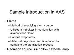 Hollow Cathode Lamp In Aas by Instrumental Analysis Ppt Video Online Download