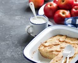 dessert au pomme rapide clafoutis aux pommes rapide recette de clafoutis aux pommes