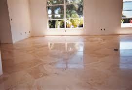Refinishing Sandstone Floors