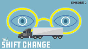 How Job Surveillance Is Changing Trucking In America - YouTube