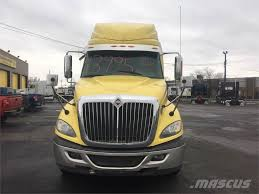100 International Semi Trucks For Sale Used PROSTAR Tractor Units Year 2012 For Sale