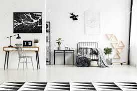 Black And White Bedroom Design With Gray Accessories Such As.. Desk Chair And Single Bed With Blue Bedding In Cozy Bedroom Lngfjll Office Gunnared Beige Black Bedroom Hot Item Ergonomic Home Fniture Comfotable Chairs Wheels Basketball Hoop Chair Bedside Tables Rooms White Bedrooms And Small Hotel Office Table Desk Lamp Wooden Work In Stool Space Image Makeup Folding Table Marvellous Computer Set 112 Dollhouse Miniature 6pcs Wood Eu Student Main Sowing Backrest Solo Stores Seating Reading 40 Luxury Modern Adjustable Height