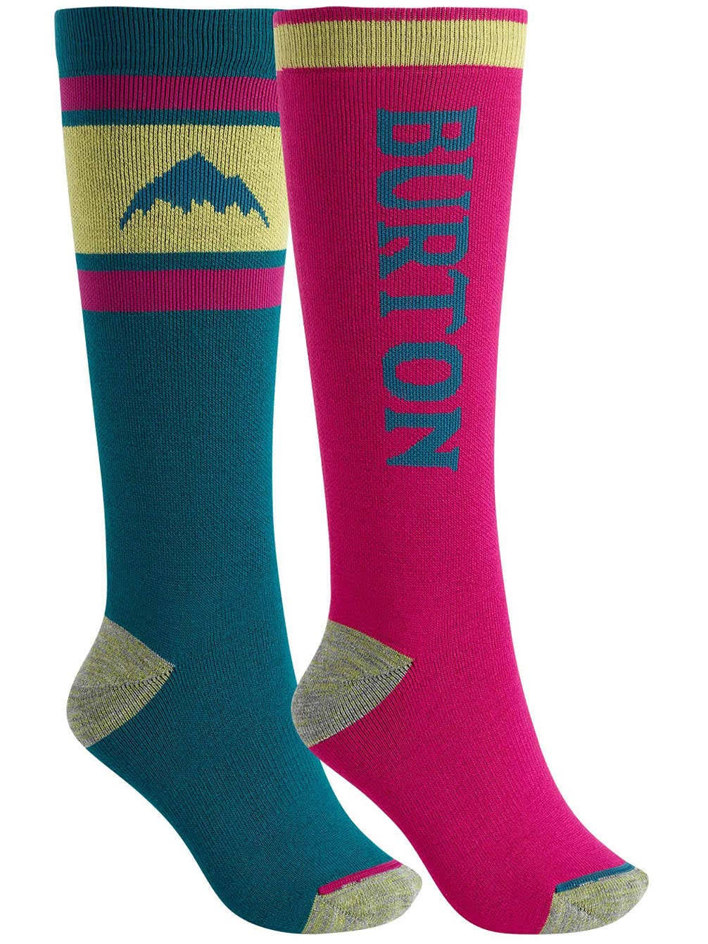 Women's Burton Weekend Midweight Sock 2-Pack