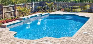 custom swimming pool spa builders