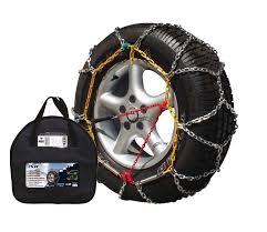TXRPro 16mm Car Van 4x4 Tyre Snow Chains Heavy Duty For 17 Wheels