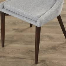 Upholstered Dining Chairs With Nailheads by Furnitures Parsons Chairs Cream Leather Dining Chairs
