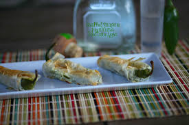 Happy Living Halloween Jalapeno Poppers by Cheese Stuffed Jalapeno Phyllo Bites Food Done Light
