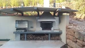 barbecue cuisine kreativ barbecue cuisine d ete t ou m tal piscine paysage