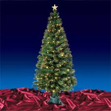 Fiber Optic Christmas Tree 6 by Christmas Tree Fibre Optic Led Colour Changing Traditional