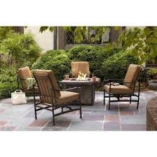 Recalled Hampton Bay Branded Niles Park Collection Patio Set