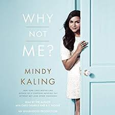 Why Not Me Audiobook Cover Art