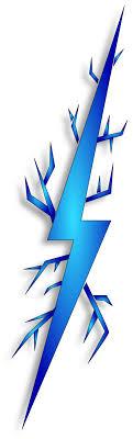 Lightning Bolt Image Clipart
