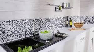 fa nce de cuisine carrelage cuisine des modèles tendance pour la cuisine côté maison
