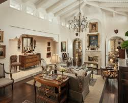Modern Country French Living Rooms by Traditional Family Room French Country Living Room Design Pictures