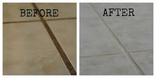 the best and effective ways to clean tile grout yourself how to