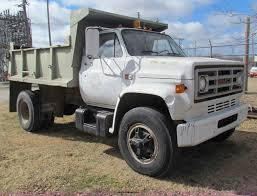 100 Gmc Dump Trucks For Sale 1982 GMC 7000 Dump Truck Item AE9024 SOLD March 27 Cons
