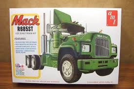 AMT MACK R685ST TRACTOR 1/25 SCALE MODEL TRUCK KIT [361964872550 ... Mack Dm 600 Truck Model Kits Hobbydb Buy Amt 125 Scale Plastic 301950s Cartruck 11 Autocar Dump Bourseexpo De Modelisme Pa Flickr Cruiseliner Scale Model Truck Made From Kit 1972 Chevy Fleetside Rebuild Auto Magazine For 2018 Isuzu Nlr 45150 Swb Traypack Westar Centre Freightliner Cabover Single Screw Finescale Modeler Im Liking Trucks Inrstate Motor Freight System Project 4 Collection Sealed And Complete Unbuilt Amt Plastic Cars Trucks Vehicles Archives Best Tyrone Malones Papa 932 New Kit Models 1978 Ford 4x4 Pickup Firestone 858