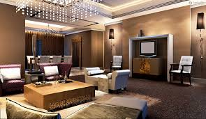 interior awesome false ceiling with lights for living room with