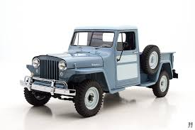 100 Willys Jeep Truck For Sale 1948 Overland Pickup Hyman Ltd Classic Cars