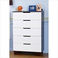 Babyletto Modo 5 Drawer Dresser White by Babyletto Modo Dresser Drop C