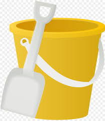 Bucket And Spade Shovel Clip Art