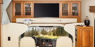 Rv Furniture Center Rv U0026 by 2017 Seneca Class C Motorhomes Jayco Inc
