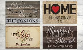 Custom Door Mats from Personalized Planet