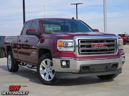 100 4x4 Trucks For Sale In Oklahoma Used 2014 GMC Sierra 1500 SLE 4X4 Truck Pauls Valley