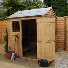 Lifetime 15x8 Shed Uk by Cotswold Wooden Sheds Greenhouse Stores