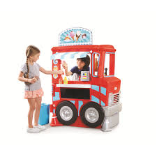 Little Tikes 2-in-1 Food Truck Set - Toys