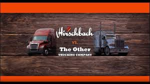 Hirschbach Vs. The Other Trucking Companies - YouTube Hirsbach Point B Communications Sampson Community College Strgthens Support For Truck Driving Students July 5 Logan Ia To Yankton Sd Sergey Shtroms 1999 Kenworth W900l Brutal Border Backup Usa Now Named Usat Capacity Solutions Motor Lines A Photo On Flickriver Holland Provides Dock Driver Traing Student Drivers Owler Reports Earns Its Third Diesel Inches Up 04 2792 Gallon Transport Topics Hirsbachml Instagram Profile Picdeer