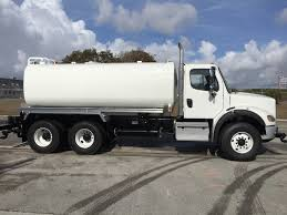 100 Water Tanker Truck 2019 FREIGHTLINER BUSINESS CLASS M2 112 Miami FL 5002473532