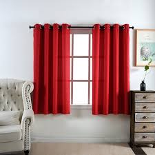 Cherry Blossom Curtain Panels by Red Window Curtain Panels Sale U2013 Ease Bedding With Style