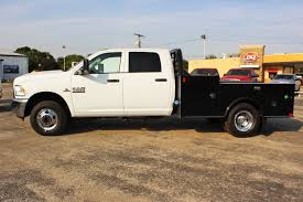 Ram Ram 3500 Flatbed Trucks | New Braunfels, TX