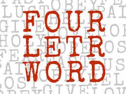 Four Letter Words — Hope Church