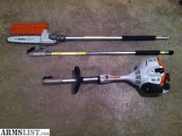 For Sale New Stihl Pole Saw