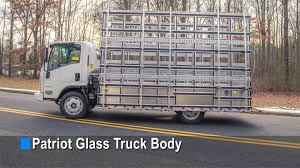 Patriot LT Glass Truck Body (Open Body) | My Glass Truck